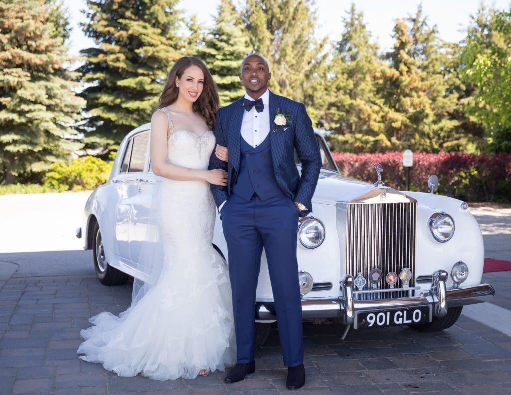 Christine and jordan wedding