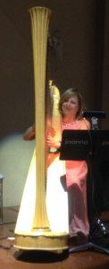 Toronto Harpist Joanna Jordan Wedding
