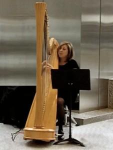 Toronto Harpist Joanna Jordan
