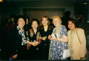Carnegie Hall with Dulcie Barlow Concert Artist Chair and friends